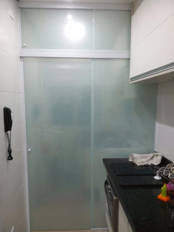 Excepcional Portas para Lavanderias - ConstruGlass Vidro na arquitetura YJ68