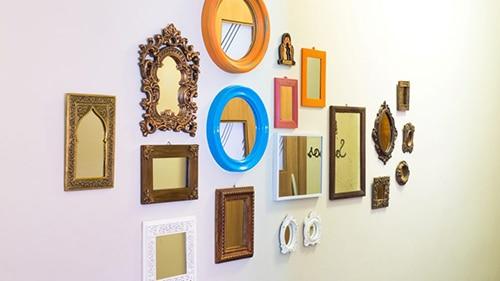 5 vantagens da decoração com espelho