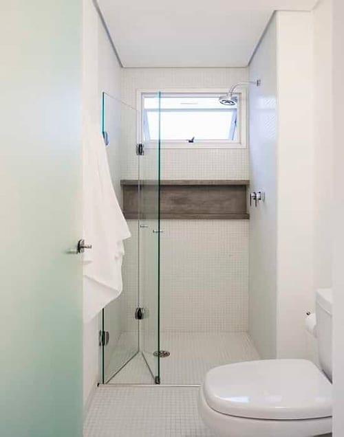 Como escolher o box de vidro certo para seu banheiro?